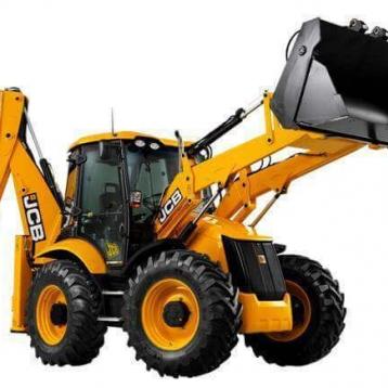 Аренда трактора JCB 400