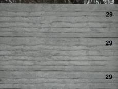 Євро бетонний паркан 3