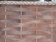 Євро бетонний паркан 10